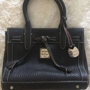 Dooney and Bourke Small Leather Purse - Pebble
